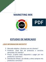 Sesion Marketing Mix
