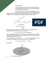 Proyección de Un Vector Sobre Un Sub Espacio
