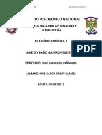 LOS EFECTOS DE LOS AINES EN LA MUCOSA GASTROINTESTINAL..