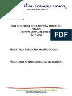 Portafolio de Servcio Hospital