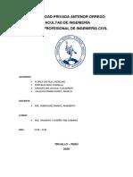 CAPACIDAD DE SERVICIO DE TRANSPORTES
