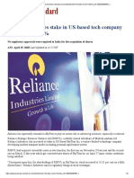 Reliance rises stake in us firm tech.pdf