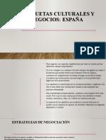 ETIQUETAS CULTURALES Y DE NEGOCIOS