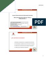 Sobre las NIIF y Su aplicación