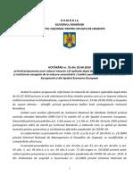 Hotarare Sanctiuni Firme 1 iulie 2020