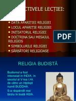 RELIGIA BUDISTĂ