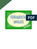 TREINAMENTO FERRAMENTAS ELETRICAS MANUAIS