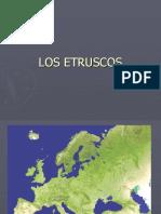 7- Clase Arte Etruscos