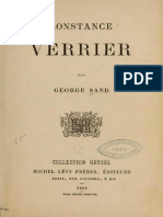 Constance Verrier - George Sand