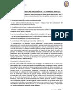 3er Trabajo - MINERIA MODERNA Y MECANIZACION