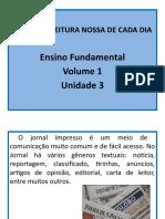 Unidade 3 e 4 - Apostila Vol. 1 Do E.F.
