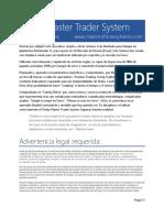 Documentacion Trinity Master Trader System