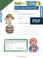 Los-Adjetivos-Calificativos-para-Tercer-Grado-de-Primaria