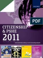 PSHE Catalogue 2011