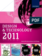 Design and Technology Catalogue 2011