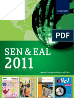 SEN and EAL Catalogue 2011