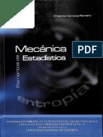 Elementos de Mecánica Estadística - Campos Romero
