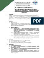 DIRECTIVA N° 007-2020-GRH-DREH-DGP --- ORIENTACIONES COMPLEMENTARIAS PARA LA IMPLEMENTACIÓN DE LA ESTRATEGIA APRENDO EN CASA EN LAS IIE DE LA REGIÓN HUÁNUCO