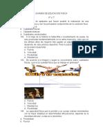EXAMEN DE EDUCACION FISICA 2 periodo - copia