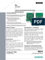 Data Sheet FT2007