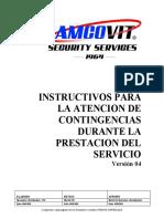 Protocolo atencion de emergencias en el puesto