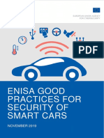 Smart Cars Cybersecurity