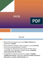 ECDL Modulo 4 Excel