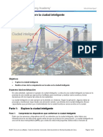 5.3.2.8 Packet Tracer - Explore the Smart City