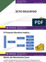 04 Presentacion 2 Proyecto Educativo