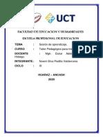 SSESION DE APRENDIZAJE NOEMI (1) TALLER PEDAGOGICO.pdf