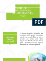 MODELOS DE EXCELENCIA MEDIOAMBIENTAL