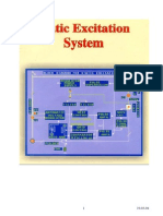 Static Excitation System