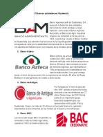 15 bancos existentes en Guatemala.docx