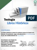 Clase 6 - Lineamientos Teológicos de los Libros Historicos