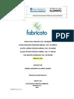 Primera Entrega  Proceso Estrategico II - Fabricato SA Final (4)