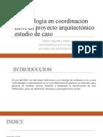 Metodología en coordinación BIM en proyecto arquitectónicos.pptx