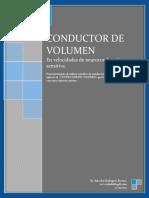 CONDUCTOR DE VOLUMEN