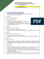 Ejemplo Organización GUÍASAL HOGAR