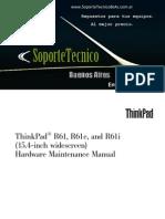 164.IBM - ThinkPad R61, R61e and R61i (15.4-Inch Wide Screen)