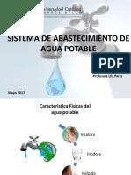 Sistema Abastecimiento Agua Potable