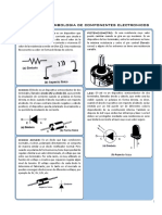 1. Componentes Electrónicos