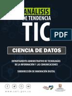 Tendencia digital - Ciencia de Datos