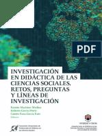 Investigación en Didáctica de las Ciencias Sociales. Retos, preguntas y líneas de investigación