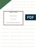 Metodología de la investigación, Carnaval de las Artes (1).docx