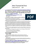 DL N° 1267 -  Ley de la PNP