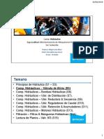 S5 - Componentes Hidráulicos - Válvula de Alivio