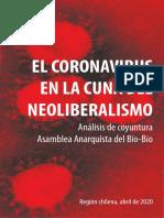 El coronavirus en la cuna del neoliberalismo