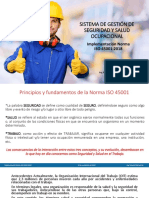 PDF implementacion  Norma OHSAS 18001-2007 ISO 45001 2018