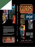 GURPS 4ª Edição - Módulo Básico Edição de Luxo [Impressão] [CAPA]