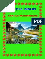 Cărți Din Biblie - Cărțile Patriarhilor